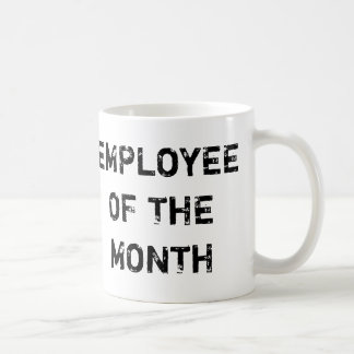 Employee of the Month Mug