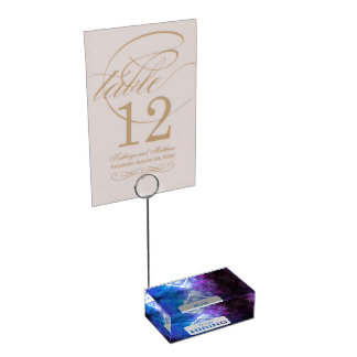 Employing Applicants Sign Table Card Holders