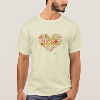 Empowered Heart Men's T-Shirt