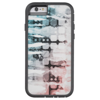 Empowered Professionals Working as a Team Concept Tough Xtreme iPhone 6 Case