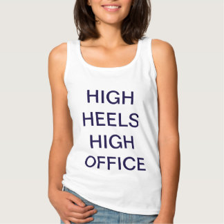 Empowering Tank Top for Girls