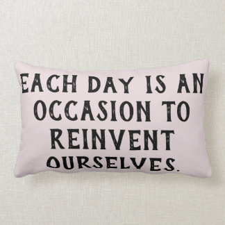 Empowering Thoughts Lumbar Cushion