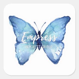 EMPRESS Butterfly Sticker