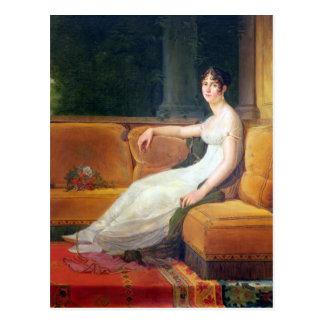 Empress Josephine  at Malmaison, c.1801 Postcard