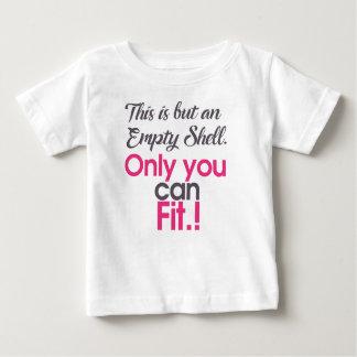empt shell baby T-Shirt