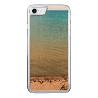 Empty beach carved iPhone 8/7 case