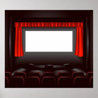 Empty Cinema Poster