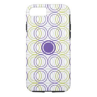 Empty circles iPhone 8/7 case