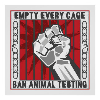 Empty Every Cage Poster