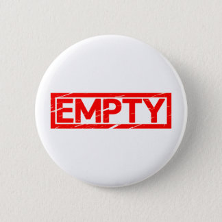 Empty Stamp 6 Cm Round Badge