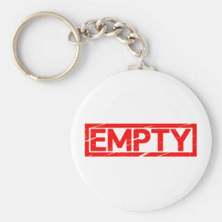 Empty Stamp Key Ring