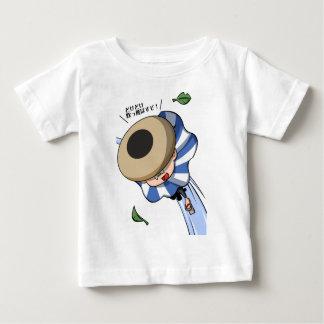 Empty tsu Kazetarou English story Mount Akagi Baby T-Shirt