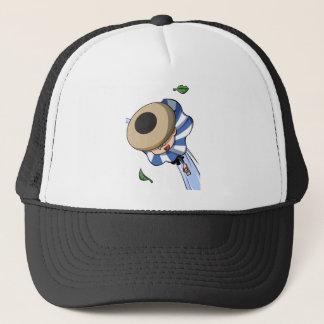 Empty tsu Kazetarou English story Mount Akagi Trucker Hat