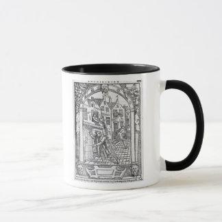 Emptying the Chamber Pots Mug