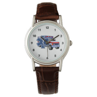 EMS Ambulance Wristwatches