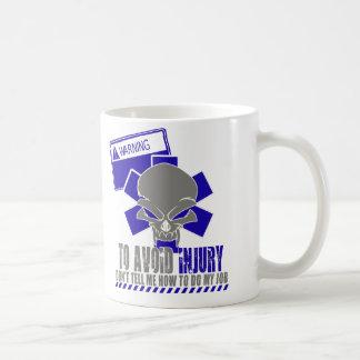 EMS coffee mug