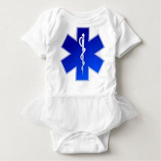 EMS Emergency Medical Service Baby Bodysuit