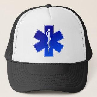 EMS Emergency Medical Service Trucker Hat