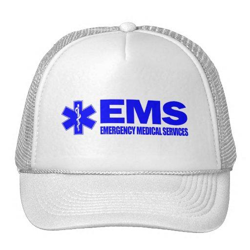 EMS -Emergency Medical Services Trucker Hat