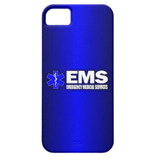EMS -Emergency Medical Services iPhone 5 Case
