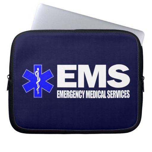 EMS -Emergency Medical Services Computer Sleeves