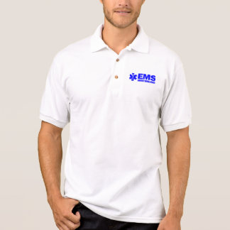 EMS -Emergency Medical Services Polo Shirts