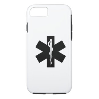 EMS EMT Paramedic Star iPhone 8/7 Case