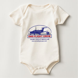 EMS Fixed Wing Turbo Prop Baby Bodysuits