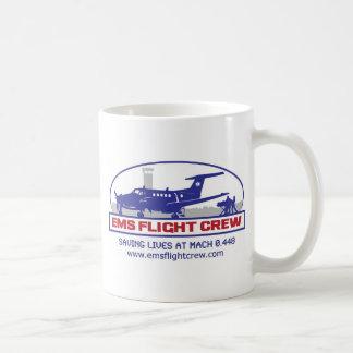 EMS Fixed Wing Turbo Prop Basic White Mug