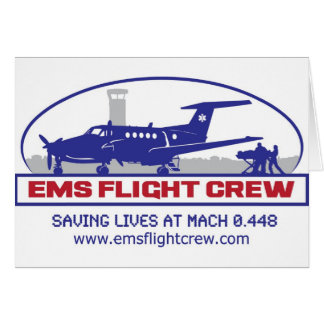 EMS Fixed Wing Turbo Prop Card