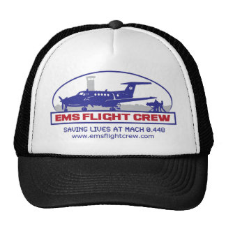 EMS Fixed Wing Turbo Prop Mesh Hat
