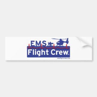 EMS Flight Crew - New Bumper Sticker