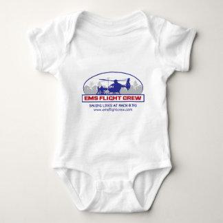 EMS Flight Crew Rotorwing Baby Bodysuit