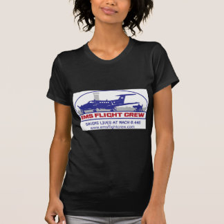 EMS Flight Crew Turboprop Shirt