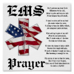 EMS Prayer Poster