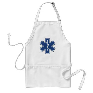 EMS Star of Life Standard Apron