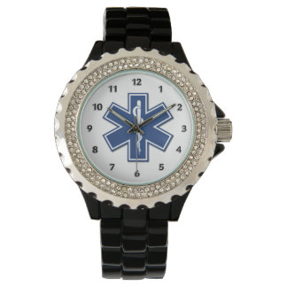 EMS Star of Life Watch