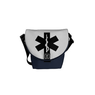 EMS Theme Courier Bags