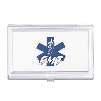 EMT Active Duty Case For Business Cards