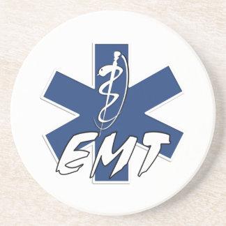 EMT Active Duty Beverage Coasters