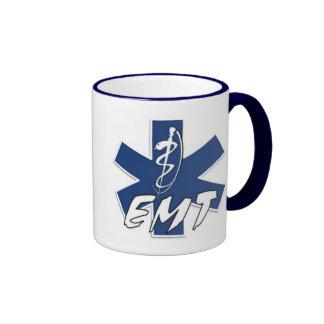 EMT Active Duty Ringer Mug
