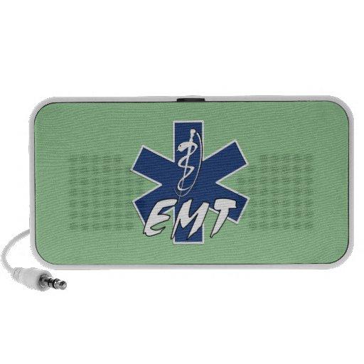 EMT Active Star of Life Speaker