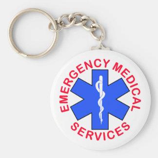 EMT EMS rescue Keychain