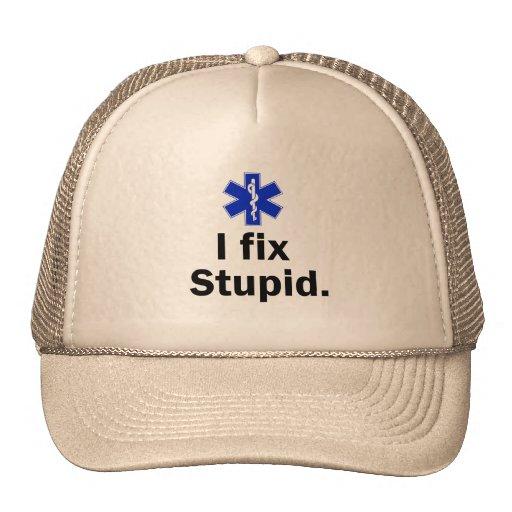 EMT I fix stupid Mesh Hat