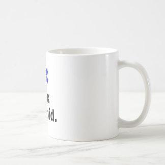 EMT I fix stupid Basic White Mug