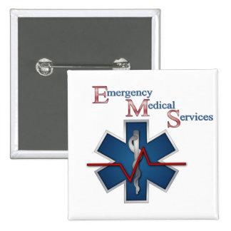 EMT Life Line Pins