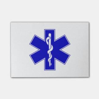 EMT-Paramedic Post Post-it Notes