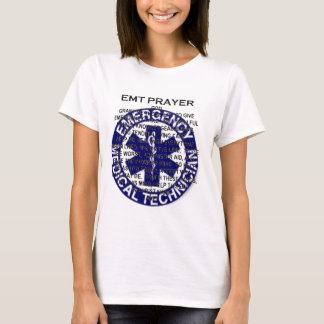 EMT Prayer T-Shirt