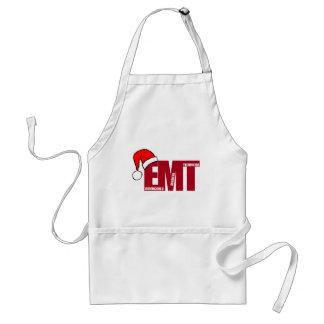 EMT SANTA - CHRISTMAS EMERGENCY MEDICAL TECHNICIAN STANDARD APRON