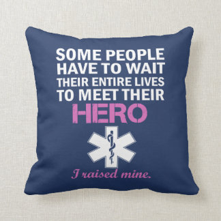 EMT's Mom Cushion